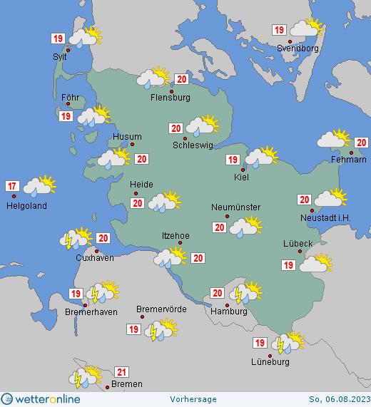 Wetter Online Neustadt Holstein