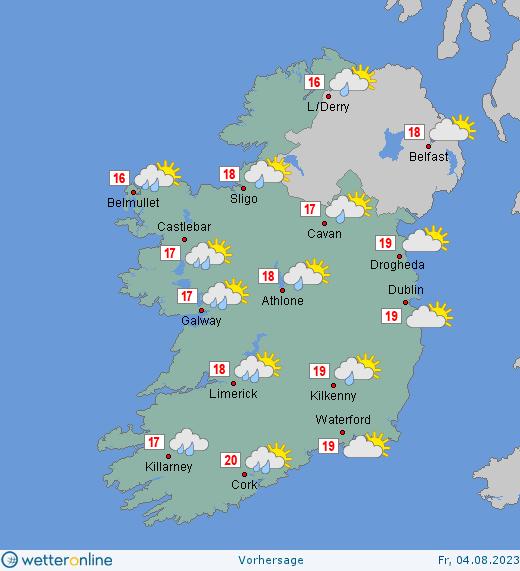 Wetter Irland