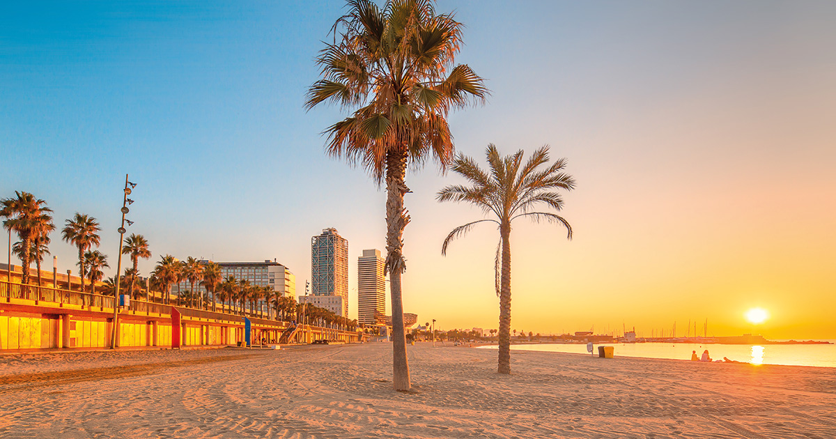 barcelona 14 tage wetter