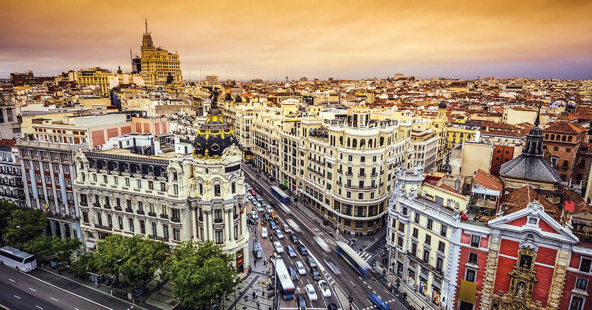 Wetter Online Madrid